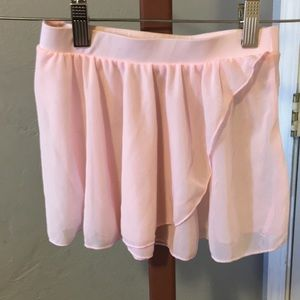 Other - Pink Ballet Skirt Free Size